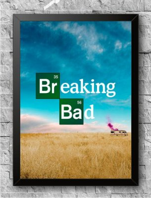 Quadro Breaking Bad (4)