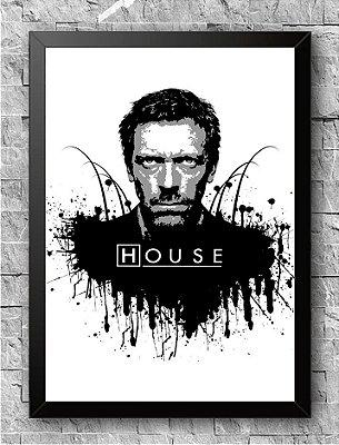 Quadro Dr. House (1)