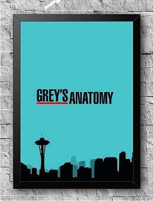Quadro Grey's Anatomy (2)