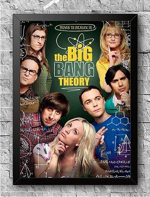 Quadro The Big Bang Theory (2)