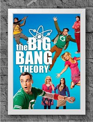 Quadro The Big Bang Theory (3)