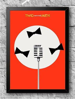 Quadro Two And a Half Men (2)