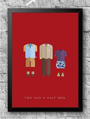 Quadro Two And a Half Men (3)