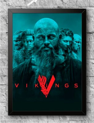 Quadro Vikings (2)