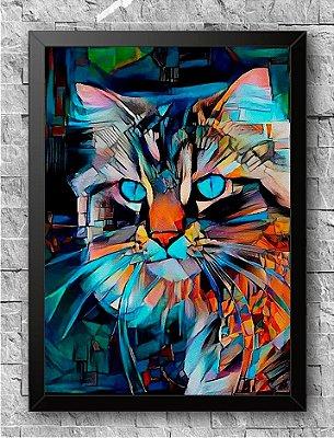 Quadro Gato (2)
