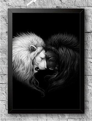 Quadro Leão (1)