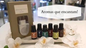 Aromas que encantam