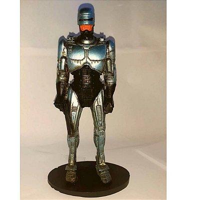 Estatueta Boneco De Resina Robocop Action Figure