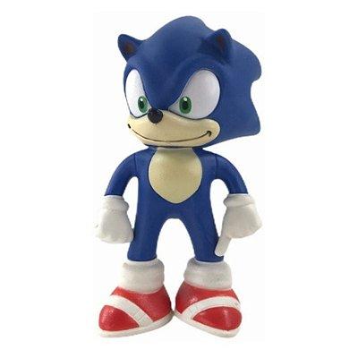 Boneco Sonic - Colecionável