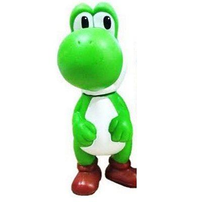 Boneco Yoshi - Super Mario Bros -  colecionável