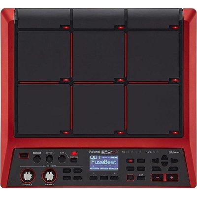 Edição Especial Bateria Eletrônica Percussão Digital c/ Sampler e Pads SPD-SX SE - Roland