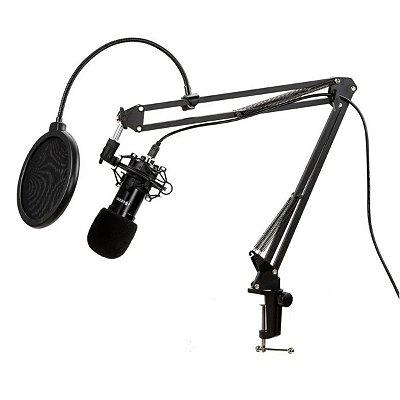 Microfone Condensador BM800K - Soundpro ST SC