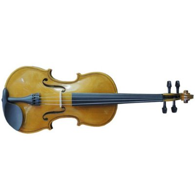 Violino 3/4 Estudante Completo com Estojo e Arco - DOMINANTE