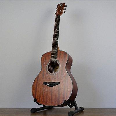 Violão Folk Elétrico PX-36 Natural - PHX