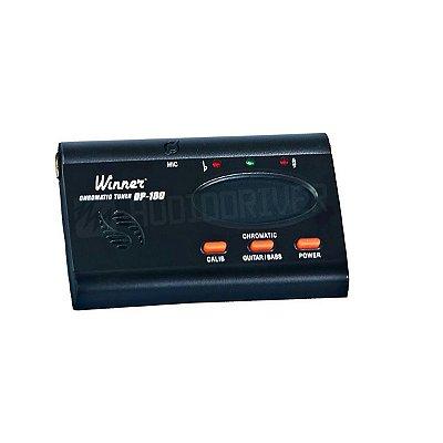 Afinador Cromático com Display DP100 - Winner