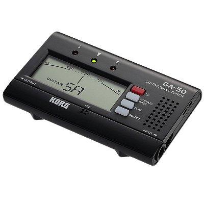 Afinador para Instrumentos de Cordas GA-50 - Korg