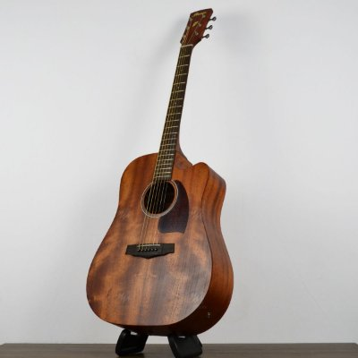 Violão Elétrico Folk PF 12MHCE OPN Mahogany - Ibanez