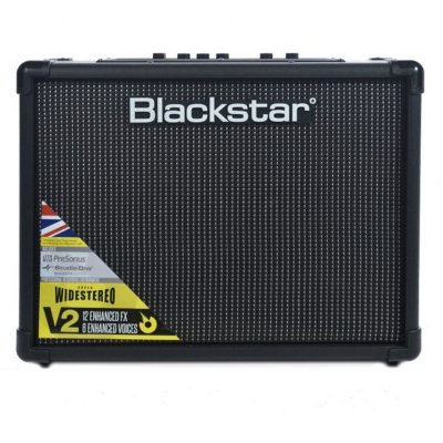 Amplificador Guitarra 40W Stéreo c/ Efeitos ID Core 40 V2 - Blackstar