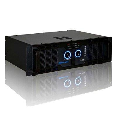 Amplificador Oneal OLP-4.602-CR para OLB-602-PT