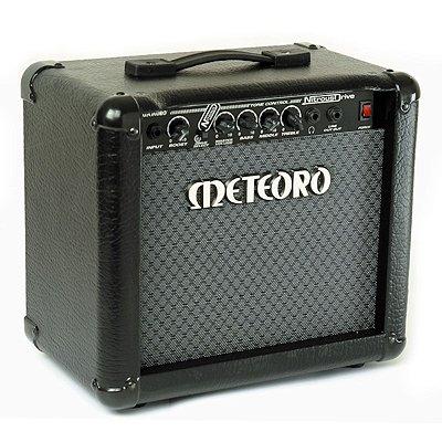 Amplificador para Guitarra Nitrous Drive 15 - Meteoro