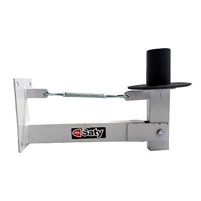 Suporte de Parede para Caixa Acústica SPC-35 Branco - Saty