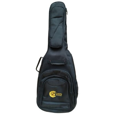 Bag para Violão Clássico / Viola VC 2 BK Preto - Custom Sound