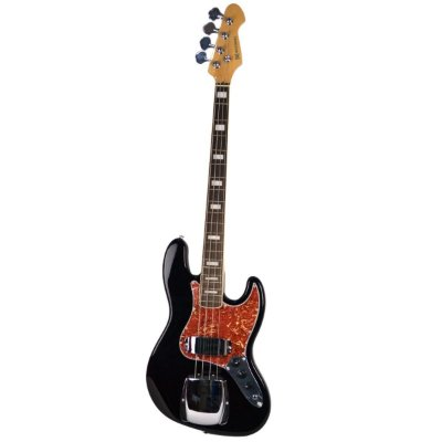 Baixo Jazz Bass C/ Cobre Ponte e Captador BM675N BT - Michael