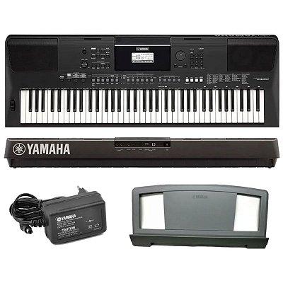 Teclado Arranjador PSR-EW410 - Yamaha
