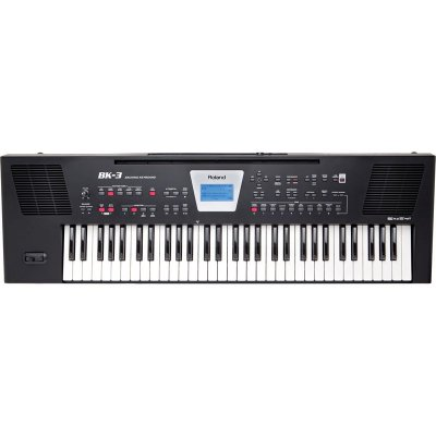 Teclado Arranjador Bk-3 Backing Keyboard - Roland