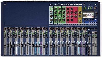 Mixer Mesa Digital Si Expression 3 - Soundcraft