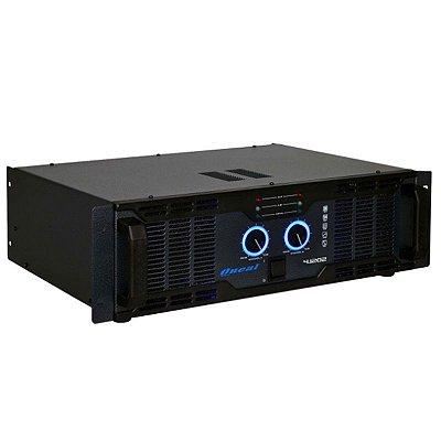 Amplificador OLP-4.1202-CR 2 x 1000 W RMS - Oneal