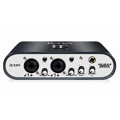 Interface de Audio 2 Canais Duo44 Live - Icon
