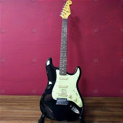 Guitarra Strato Vintage SST62 BK - SX 2066