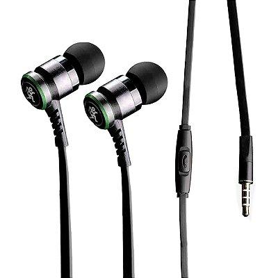 Fone de Ouvido In Ear c/ Microfone CRBUD - Alesis