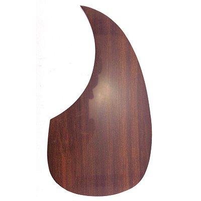Escudo para Violão Wood Estilo Madeira W1 - Ronsani