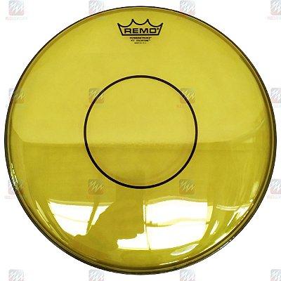 """Pele Colortone Amarela Caixa 14"""" Powerstroke 77 Transparente P7-0314-CT-YE - Remo"""