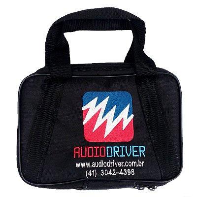 Capa para Pedaleira DR-3 e GT001 Luxo - Audiodriver