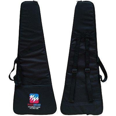 Capa para Guitarra Infantil Gota Luxo - Audiodriver
