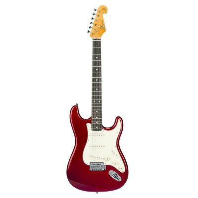 Guitarrra Strato Vintage SST62 CAR (Candy Apple Red) - SX