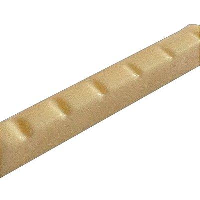 Pestana Violão Nylon Branca CNS001 Kit com 10 Unidades - Dreamer