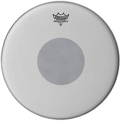 "Pele Para Tom 10"" Encore Controlled Sound Porosa com Circulo Preto EN-0110-CT - REMO"