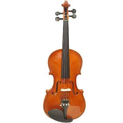 Violino 3/4 Standard Ambar Completo com Case DV11 - GUARNERI