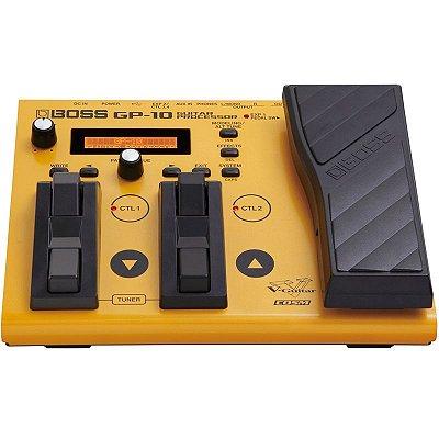 Pedaleira Sintetizador Midi GP-10S - Boss