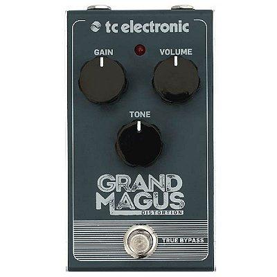 Pedal de Distorção Grand Magus Distortion - Tc Electronic