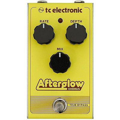 Pedal Chorus Afterglow Chorus - Tc Electronic