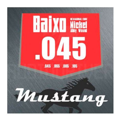 Encordoamento Baixo 4c 045 QB290-4 - Mustang