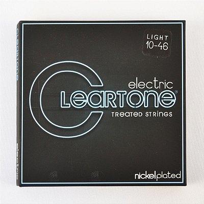 Encordoamento Guitarra 010-46 Light - Cleartone