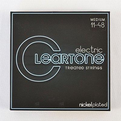 Encordoamento Guitarra 011-48 Medium - Cleartone