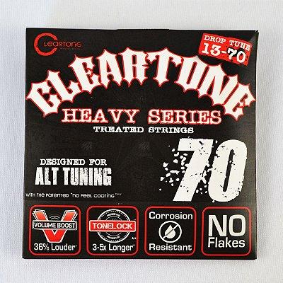 Encordoamento Guitarra Drop C 013-70 Monster Heavy - Cleartone