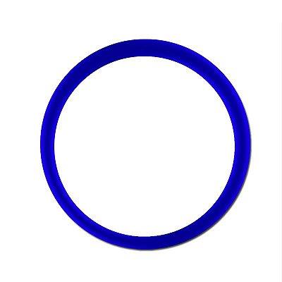 Anel de identificação para cabos XLR PRO Azul - Santo Angelo
